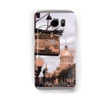 rue Sainte-Paul - Montreal Samsung Galaxy Case/Skin