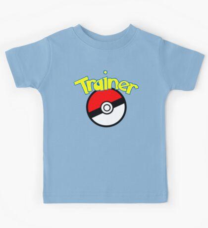 Trainer Kids Tee