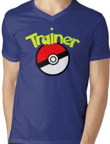 Trainer Mens V-Neck T-Shirt