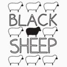Black Sheep 3 by nimbusnought