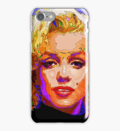 Marilyn - Pop Art iPhone Case/Skin