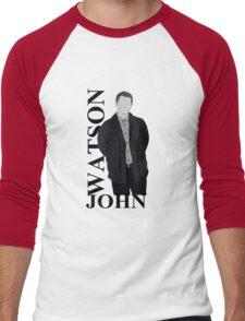 John Watson Men's Baseball ¾ T-Shirt