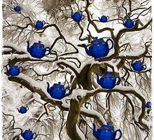 ~ Russell's Teapots ~ by Alexandra  Lexx
