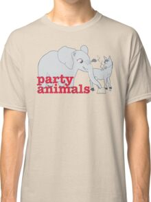 Party Animals Classic T-Shirt