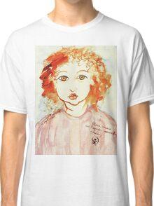Alice Still In Wonderland Classic T-Shirt