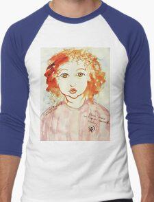 Alice Still In Wonderland Men's Baseball ¾ T-Shirt