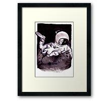 Bastard Sons In Space Framed Print