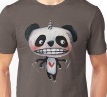 Flying Unicorn Panda by Jacqueline Myers-Cho Unisex T-Shirt