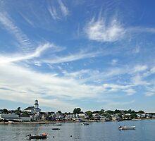 Provincetown by Chris  Bradshaw
