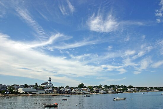 Provincetown by Chris  Bradshaw
