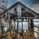 The Old Boat Shed by Fraser Ross