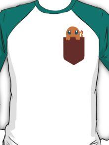 Charmander in my Pocket T-Shirt