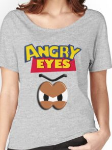 Angry Eyes Women's Relaxed Fit T-Shirt