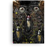 BIG BROTHER IS WATCHING Canvas Print