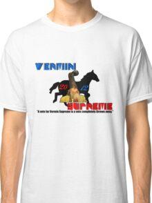 Vermin Supreme Classic T-Shirt