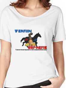Vermin Supreme Women's Relaxed Fit T-Shirt