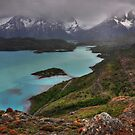 The Grandeur of Torres del Paine by Peter Hammer