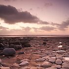 Sunset at Southerndown Bay by dipper84