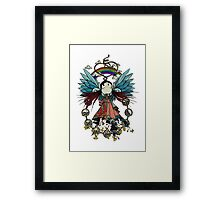 Sunshine Doll Framed Print
