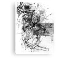 Mechanics of a Bird. Canvas Print