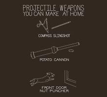 Projectile Weapons Unisex T-Shirt