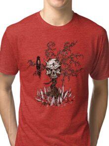 Beauty Never Dies Tri-blend T-Shirt