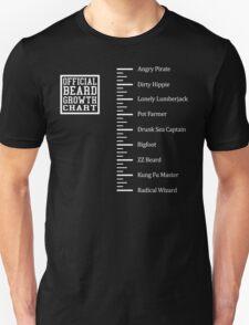 Funny Beard Ruler Shirt Unisex T-Shirt