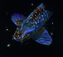 Rainbow Koi by hoshidee