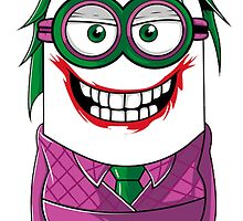 Parody Joker Minion by BearBon