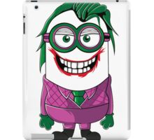 Parody Joker Minion iPad Case/Skin