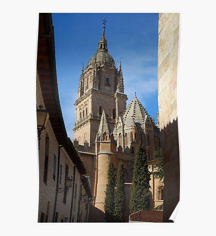 Salamanca Cathedral Poster