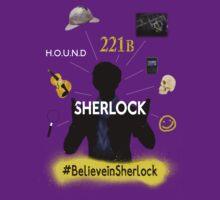 Sherlock: Mind Palace by StarsCASSiOPEiA