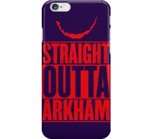 Arkham City iPhone Case/Skin