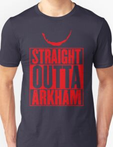 Arkham City Unisex T-Shirt