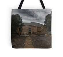 Back Yard, Worlds End Ruin Tote Bag