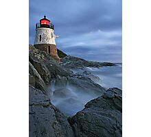 Castle Hill Lighthouse Photographic Print