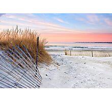 Dune Sunrise Photographic Print