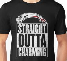 Straight Outta Charming Unisex T-Shirt