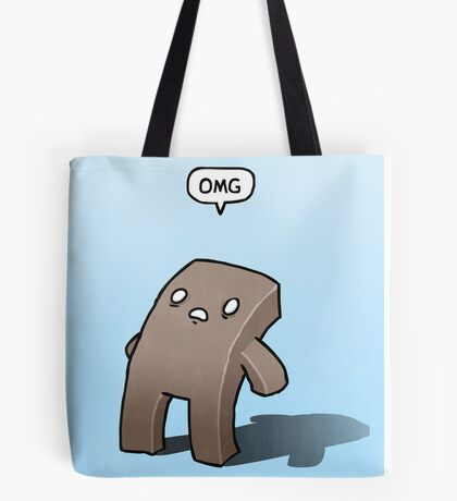 Oh The Humanity Tote Bag