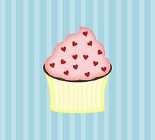 Sweet Cupcake by runninragged