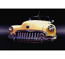 1950 Buick Roadmaster Convertible Photographic Print