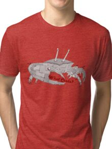 Rusty Crab Tri-blend T-Shirt