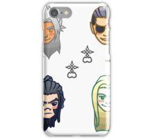 KH Shuffle- Group 3 iPhone Case/Skin
