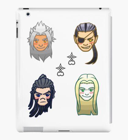 KH Shuffle- Group 3 iPad Case/Skin