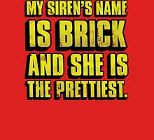Brick Is Pretty Unisex T-Shirt
