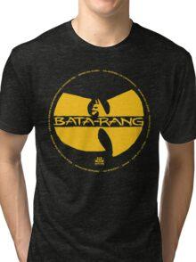 Batman Hiphop Style Tri-blend T-Shirt