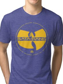 Batman Hiphop Style Tri-blend T-Shirt