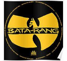 Batman Hiphop Style Poster