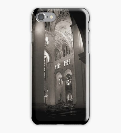 Old Cathedral-Quebec City, Canada iPhone Case/Skin