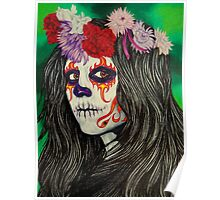Skull G Poster